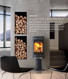 Каталог Jotul Wood Brochure