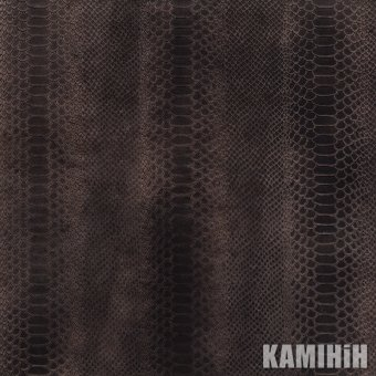Шкіра для стін та підлоги COBRA TUNDRA – CHOCOLAT