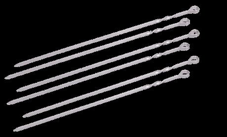 Шампури 7 шт для Monolith Classic