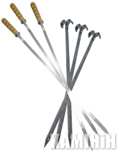 Аксесуар для тандира - шампура