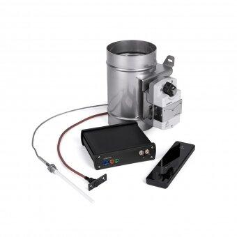 Автоматика HOS AU (Контролер горіння, Контроль системи вентиляції)