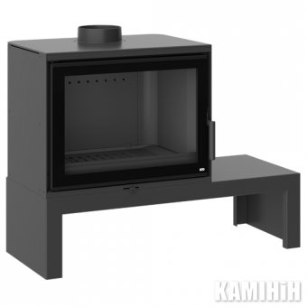 Чугунная печь камин KFD STO iMax 14