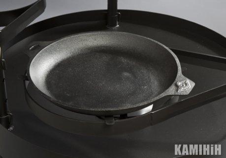Чавуна сковорода