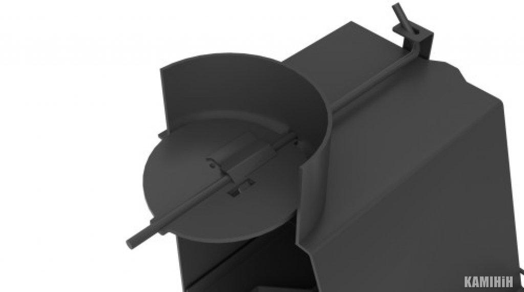 Каминная топка KFD ЕСО MAX 7 3F standart с шибером (+Подарок)