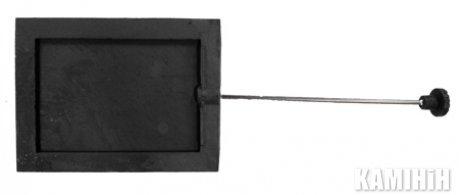 Чавунний шибер HTT 50P