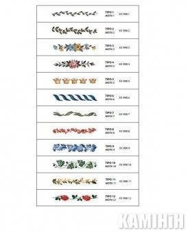 Декорні елементи Cerampiu