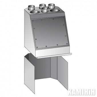 Дистриб'ютор гарячого повітря