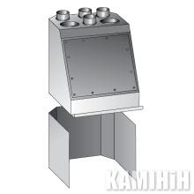 Дистриб'ютор гарячого повітря для моделей V 810, V 1070