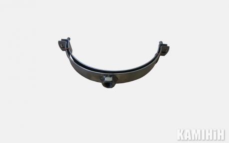 Хомут нержавеющая сталь с гайкой M12 ø 180 mm 650 °C