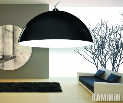 Дизайнерська лампа з двостороннім покриттям Ø50 см