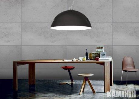 Дизайнерская лампа с двухсторонним покрытием Ø70 см