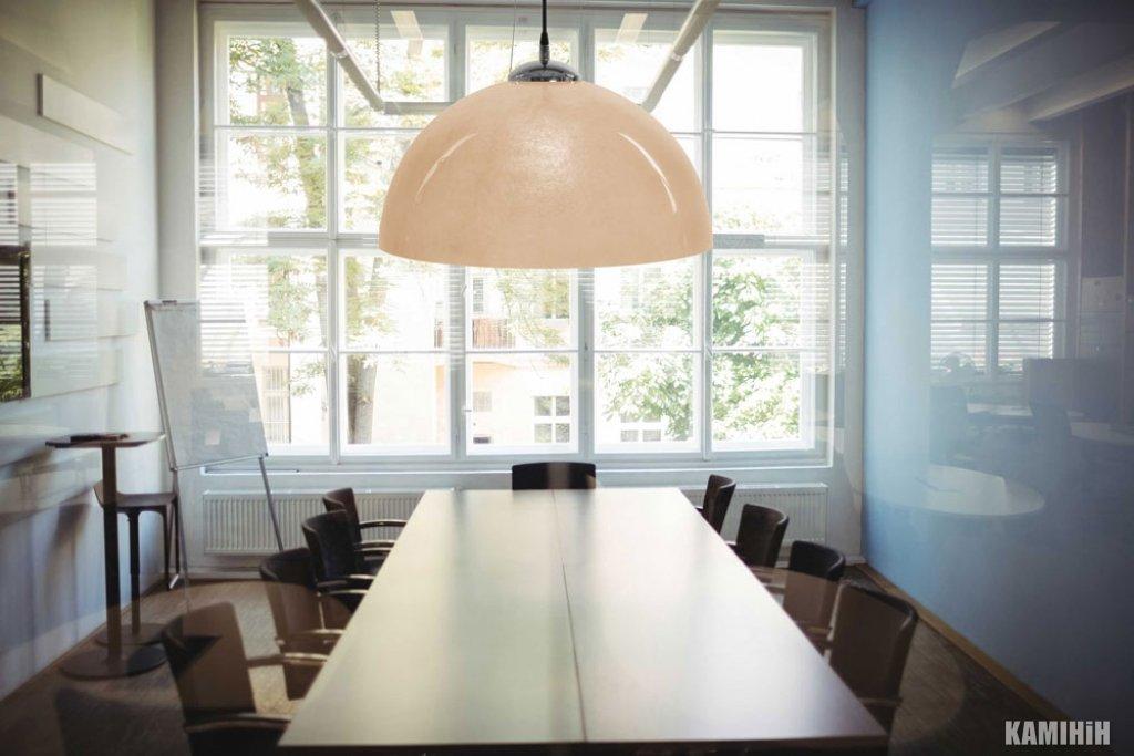 Дизайнерська лампа з зовнішнім покриттям Ø50 см
