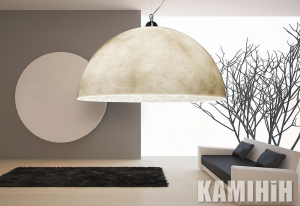 Дизайнерская лампа с внешним покрытием Ø50 см