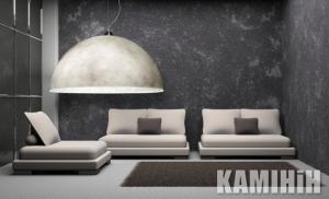 Дизайнерська лампа з зовнішнім покриттям Ø70 см