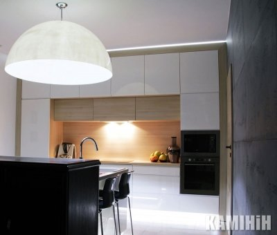 Дизайнерская лампа с внешним покрытием Ø90 см