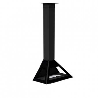 Дизайнерский газовый камин Rocal D10 Gas