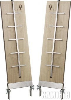Додаткові плити для смаженя з рамками (2 шт.)