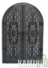 Дверцята чавунні AZUROWE