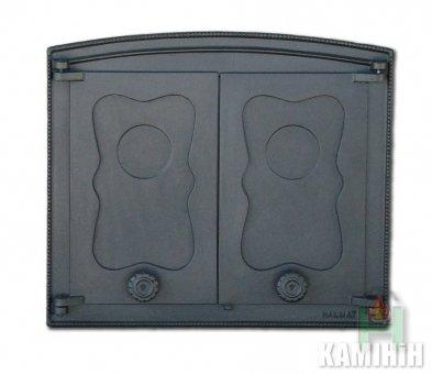 Дверцята чавунні BATUMI 1