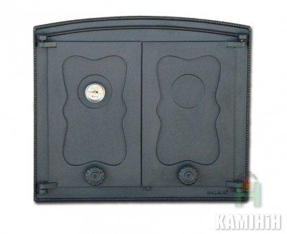 Дверцята чавунні BATUMI 2