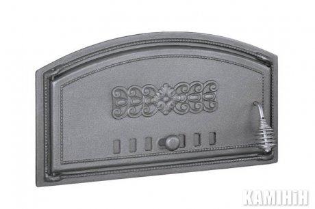 Дверцята чавунні DCH1