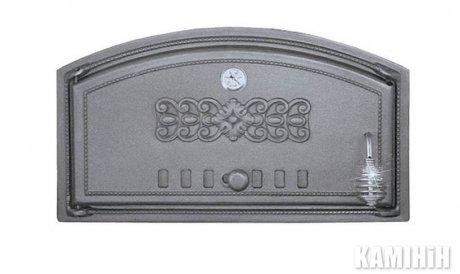 Дверцята чавунні DCH1T