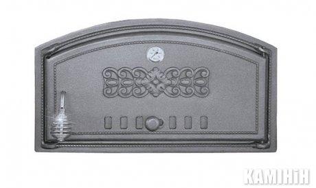 Дверцята чавунні DCH2T