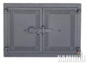 Дверцята чавунні DCHP5