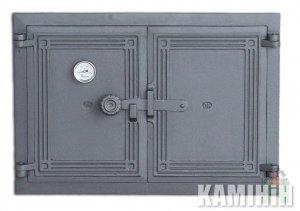 Cast iron door DCHP5T