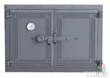 Дверцята чавунні DCHP5T