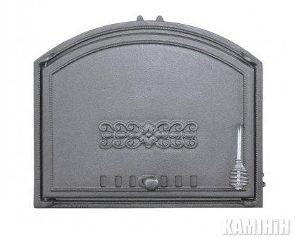 Дверцята чавунні DCHS1