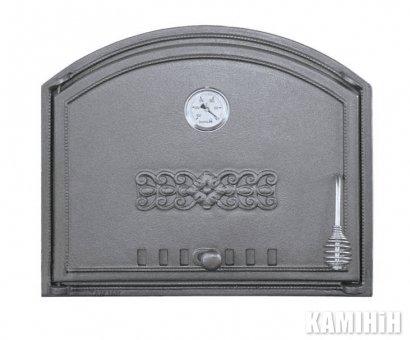 Дверцята чавунні DCHS1T