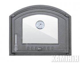 Cast iron door DCHS4T