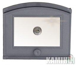 Дверцята чавунні DP2T
