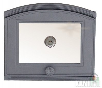 Cast iron door DP2T