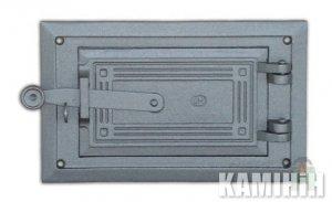 Дверцята чавунні DPK1
