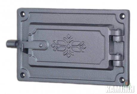 Дверцята чавунні DPK3