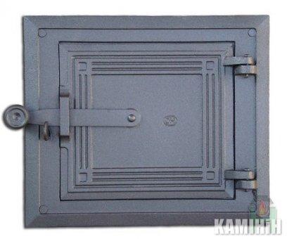 Дверцята чавунні DPK5