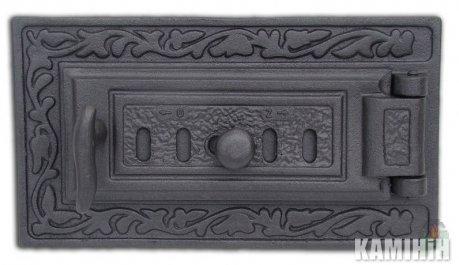 Дверцята чавунні DPK6R