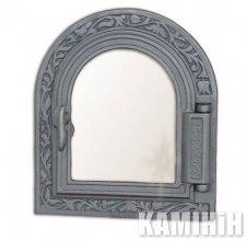 Дверцята чавунні DPK9