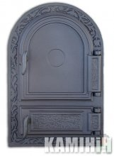 Дверцята чавунні DW10