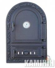 Дверцята чавунні DW10RT