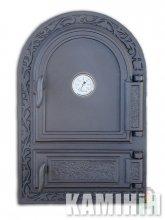 Дверцята чавунні DW10T