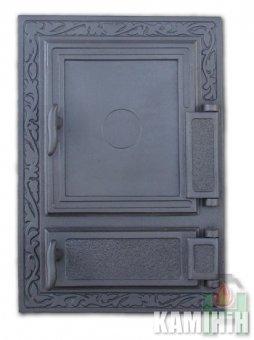 Дверцята чавунні DW12