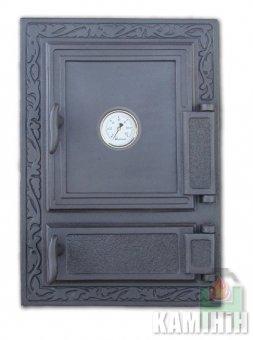 Дверцята чавунні DW12T