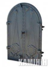 Дверцята чавунні DW13