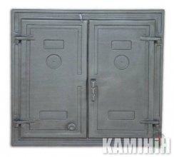 Door cast iron DW3