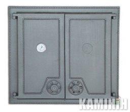 Cast iron door DW6T