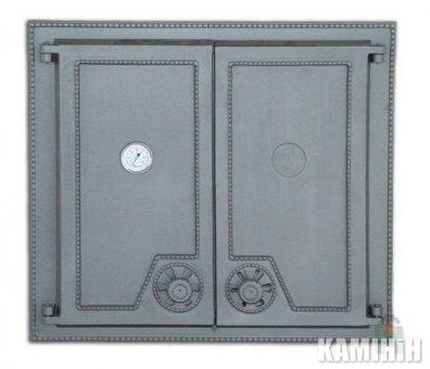 Дверцята чавунні DW6T