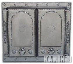 Cast iron door DW7